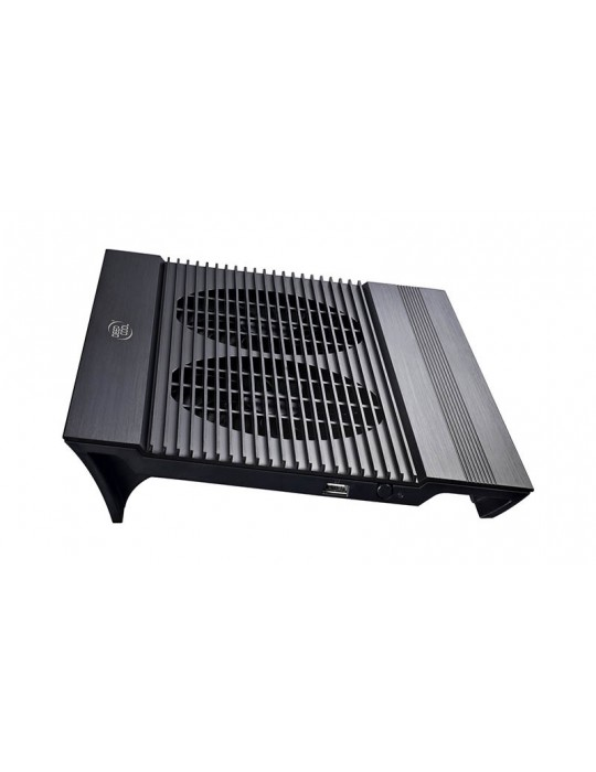 "Deep Cool N8 Black 17"" Laptop Cooler"