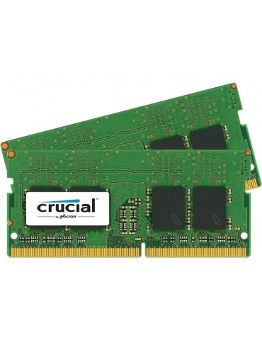 Crucial 32GB Kit (16GBx2) DDR4 Laptop Memory