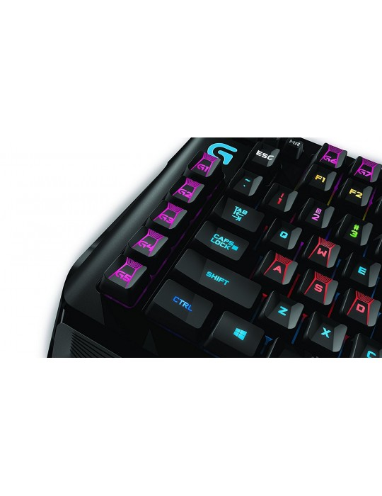 Logitech RGB G910 Orion Spark Mechanical Gaming Keyboard
