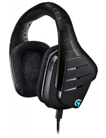 Logitech G633 Artemis Spectrum RGB 7.1 Surround Sound Gaming Headset