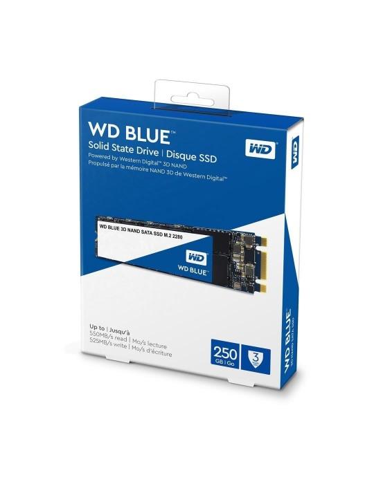 WD Blue 250GB 3D NAND M.2 Internal SSD
