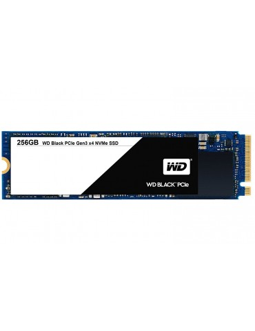 WD Black 256GB PCIe NVMe M.2 Internal SSD