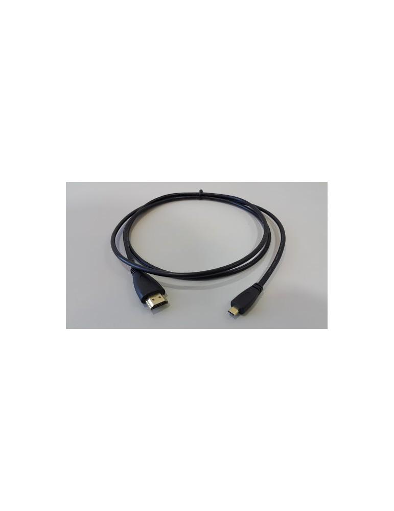 HDMI/MICRO HDMI 1.5M Monitor Cable