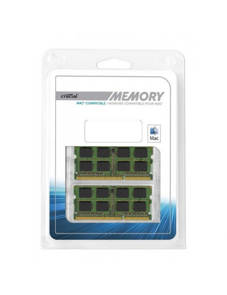 Crucial 16GB Kit (16GBx1) DDR4 2666 SODIMM Laptop Memory