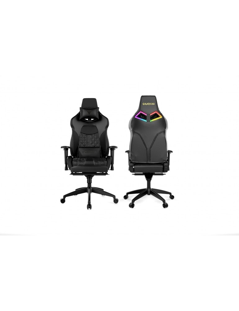Gamdias Achilles Gaming Chair [P1_L][Black]