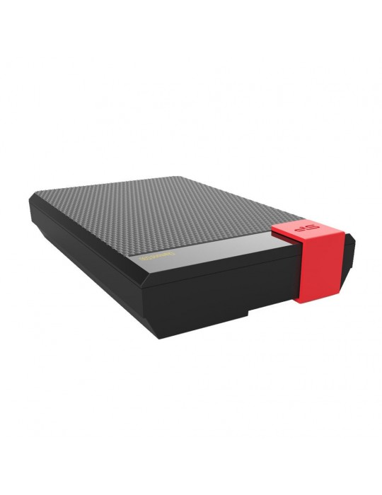 Silicon Power Diamond D30 4TB Portable External Hard Drive