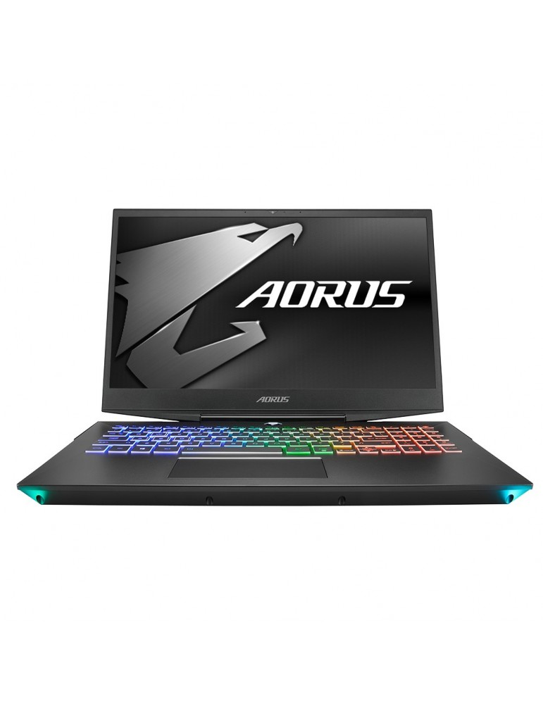 "Aorus 15 W9-RT4BD 15.6"" Gaming Laptop [IPS][144Hz][i7-8750H][RTX 2060 6GB][16GB DDR4][512GB SSD + 2TB HDD]"