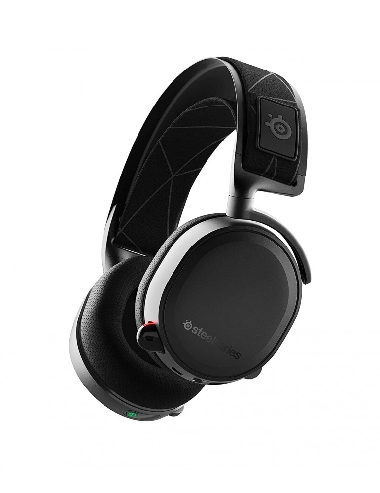 SteelSeries Arctis 7 Lossless Wireless Gaming Headset [2019 Edition][BLACK]