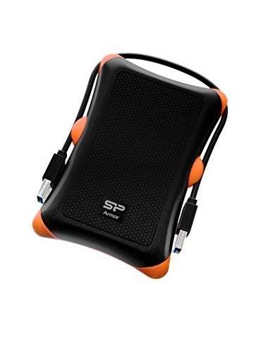 Silicon Power Rugged Armor A30 2TB Shockproof Portable Hard Drive