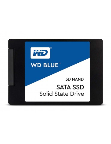 "WD Blue 500GB 3D NAND 2.5"" PC SSD"