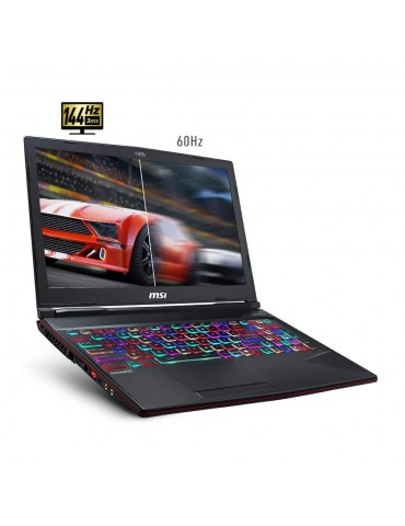 "MSI GL63 9SEK-612 15.6"" Gaming Laptop [144Hz][i7-9750H][RTX 2060 6GB][16GB DDR4][256GB SSD + 1TB HDD]"
