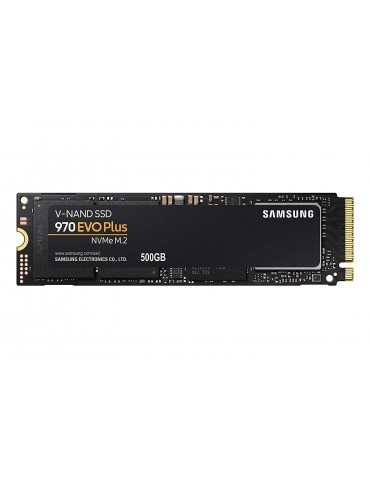 Samsung 970 EVO PLUS 500GB PCIe NVMe M.2 Internal SSD