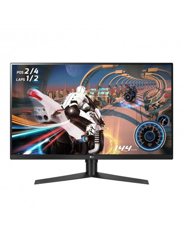 "LG 32GK650G-B 32"" QHD Gaming Monitor [144Hz][G-SYNC]"