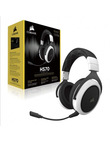 Corsair HS70 7.1 Surround Sound Wireless Gaming Headset