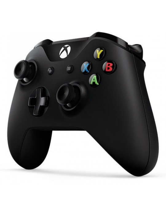 Microsoft Xbox Wireless Controller [BLACK]