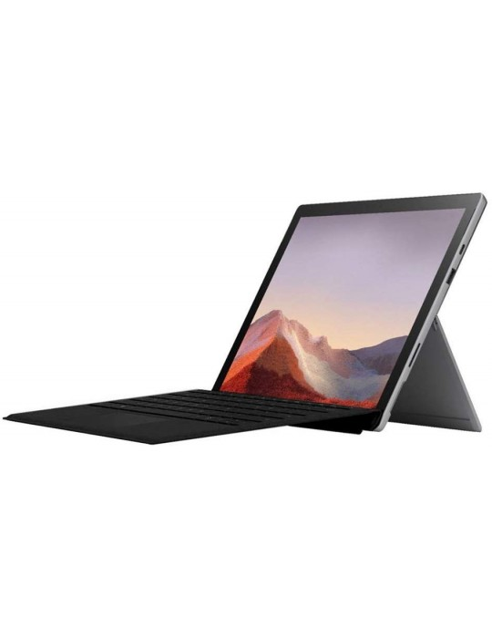 "NEW 12.3"" Microsoft Surface Pro 7 [Intel Core i5-1035G4][8GB LPPDR4x][128GB SSD][Platinum Type Cover Bundle]"