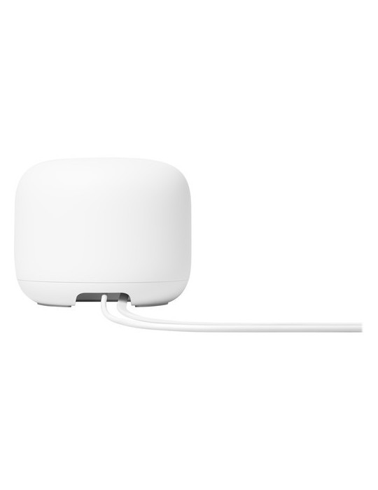 Google Nest Wifi Router and Point (Snow)