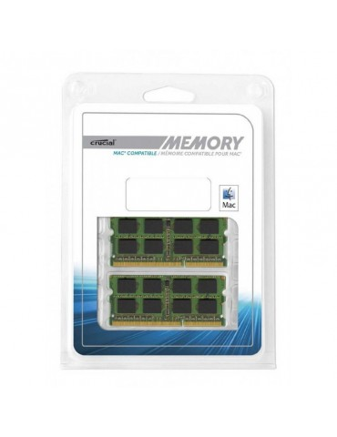 Crucial 16GB Kit (8GBx2) DDR4 3200 SODIMM Laptop Memory