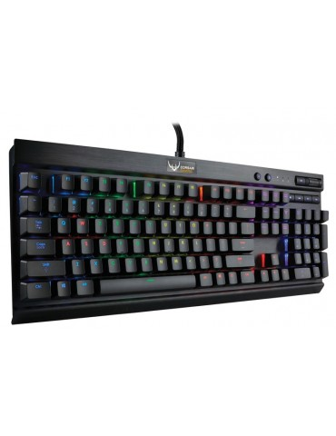 Corsair Gaming K70 RGB Mechanical Gaming Keyboard (Cherry MX Red)