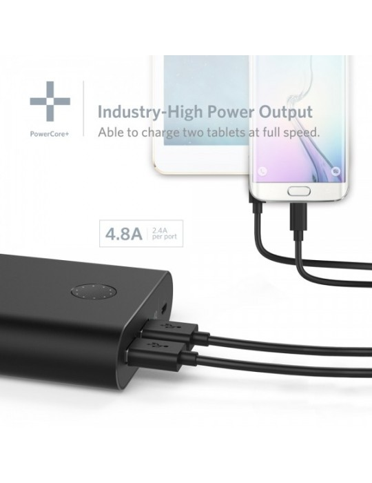 Anker PowerCore+ 13400 Portable Charger